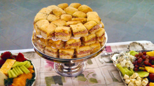 Ham Biscuit Platters - Wedding Catering
