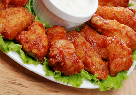 Chicken Wing Hors D'oeuvres