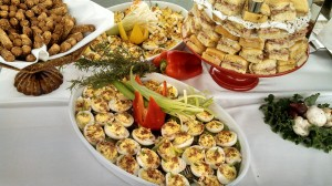 Cold Hors D'oeuvres Menu - Catering in Richmond